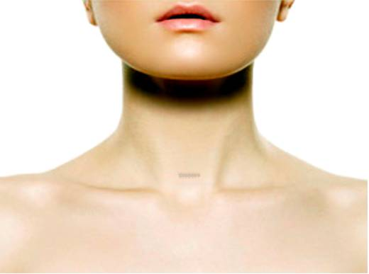 thyroid incision